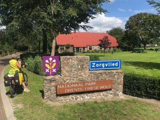 Fietsroute, fietsblog, review, rondje Drenthe, Zorgvlied, Drents-Friese Wold