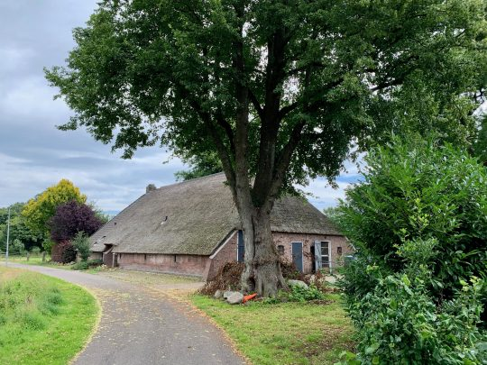 Fietsroute, fietsblog, review, rondje Drenthe, Yde