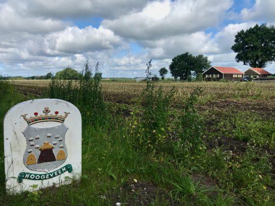 Fietsroute, fietsblog, review, rondje Drenthe, Hoogeveen