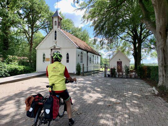 Fietsroute, fietsblog, review, rondje Drenthe, Nationaal Park Drents-Friese Wold, Zorgvlied