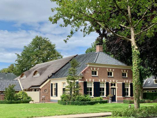 Fietsroute, fietsblog, review, rondje Drenthe, Glimmen