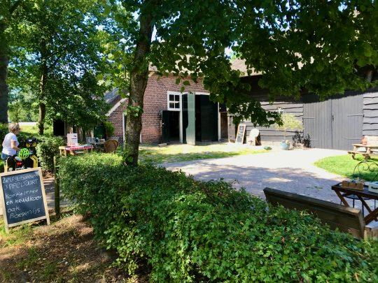 Fietsroute, fietsblog, review, rondje Drenthe, Pieperij