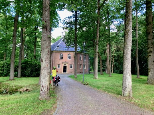 Fietsroute, fietsblog, review, rondje Drenthe, Veenhuizen