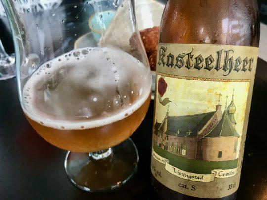 Fietsroute, fietsblog, review, rondje Drenthe, Brouwerij de gulzige gans, kasteelheer