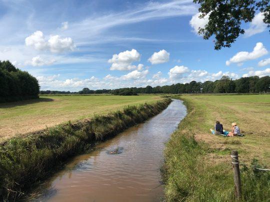 Fietsroute, fietsblog, review, rondje Drenthe, Dalerpeel