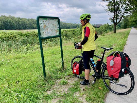 Fietsroute, fietsblog, review, rondje Drenthe, Willem-Albertsvaart