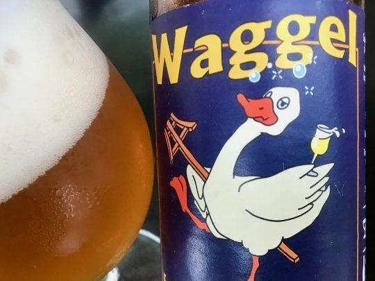 Fietsroute, fietsblog, review, rondje Drenthe, Brouwerij de gulzige gans, waggel