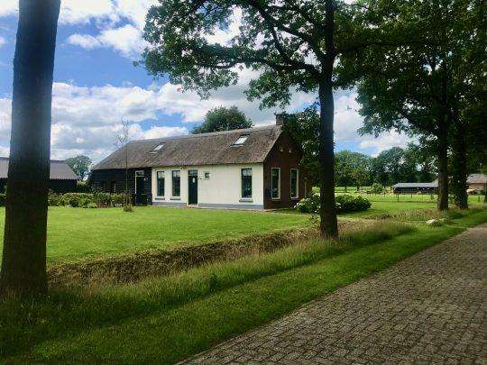 Fietsroute, fietsblog, review, rondje Drenthe, Wilhelminaoord