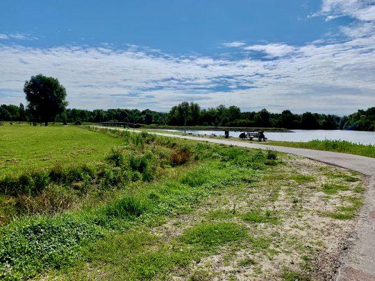 Fietsroute, fietsblog, review, rondje Drenthe, Eelderwolde, Hoornsemeer