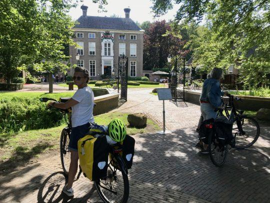 Fietsroute, fietsblog, review, rondje Drenthe, Havikshorst
