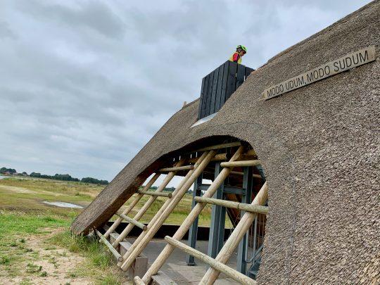 Fietsroute, fietsblog, review, rondje Drenthe, Zwartemeer