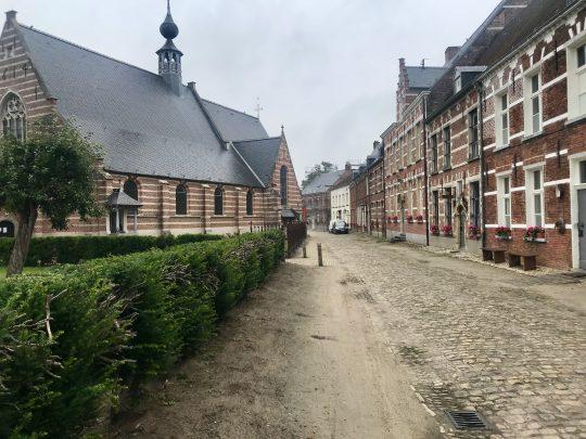 Fietsroute, fietsblog, review, Rikkenroute, Herentals, begijnhof