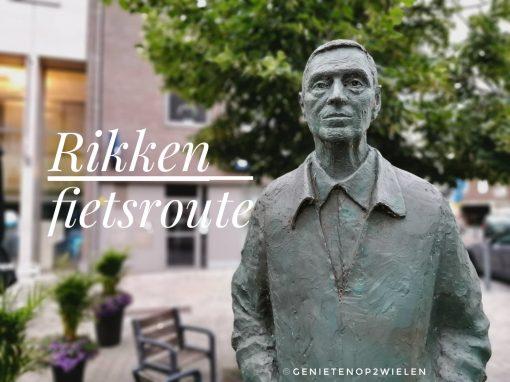 Fietsroute, fietsblog, review, Rikkenroute, Rik Van Looy