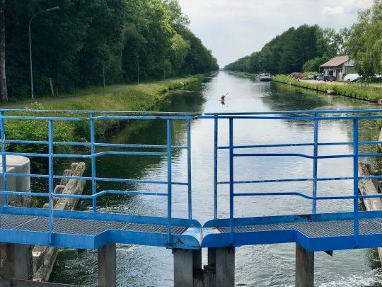 Fietsroute, fietsblog, review, Rikkenroute, kanaal Bocholt-Herentals