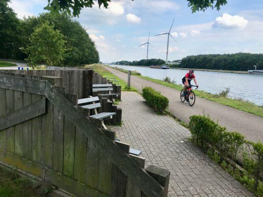 Fietsroute, fietsblog, review, Rikkenroute, Albertkanaal