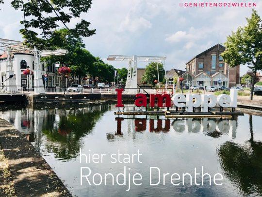Fietsroute, fietsblog, review, rondje Drenthe, Meppel