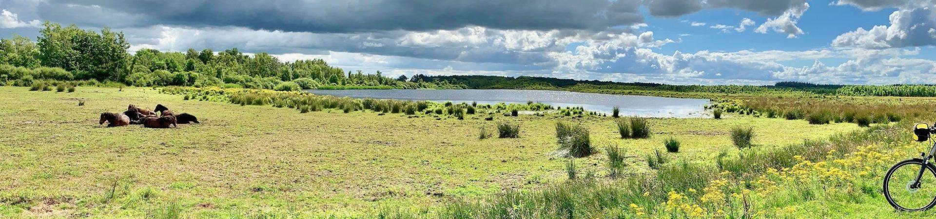 Fietsroute, fietsblog, review, rondje Drenthe