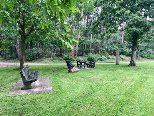 Fietsroute, fietsblog, review, Rikkenroute, Picknickplaats