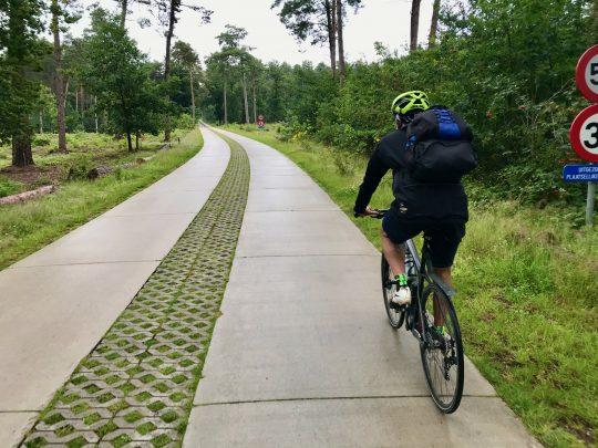 Fietsroute, fietsblog, review, Rikkenroute, Koningsbos, Kasterlee