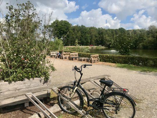 Fietsroute, fietsblog, review, begoniaroute, Prullenbos