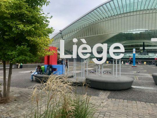Fietsroute, fietsblog, review, oostkantons, Rondje Hoge Venen, Luik, Liège Guillemins