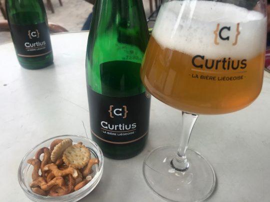 Fietsroute, fietsblog, review, oostkantons, Rondje Hoge Venen, Luik, streekbier, Curtius