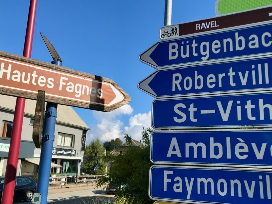 Fietsroute, fietsblog, review, oostkantons, Rondje Hoge Venen, Weismes, Waimes