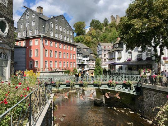 Fietsroute, fietsblog, review, oostkantons, Rondje Hoge Venen, Vennbahn, Monschau