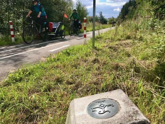 Fietsroute, fietsblog, review, oostkantons, Rondje Hoge Venen, Vennbahn