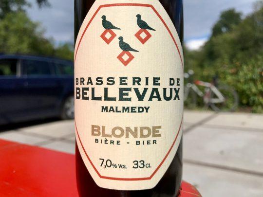 Fietsroute, fietsblog, review, oostkantons, Rondje Hoge Venen, Brasserie de Bellevaux, Malmedy