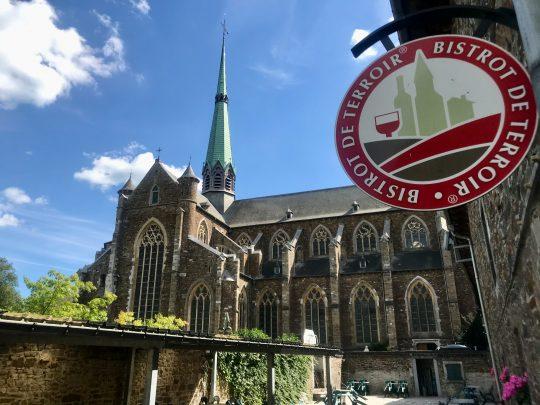 Fietsroute, fietsblog, review, oostkantons, Rondje Hoge Venen, Land van Herve, Val-Dieu, abdij