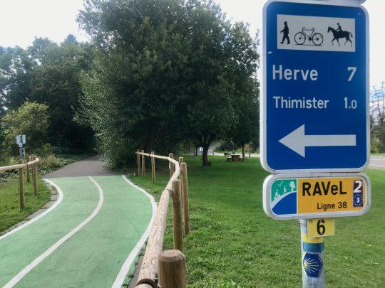 Fietsroute, fietsblog, review, oostkantons, Rondje Hoge Venen, Land van Herve, RAVel L38
