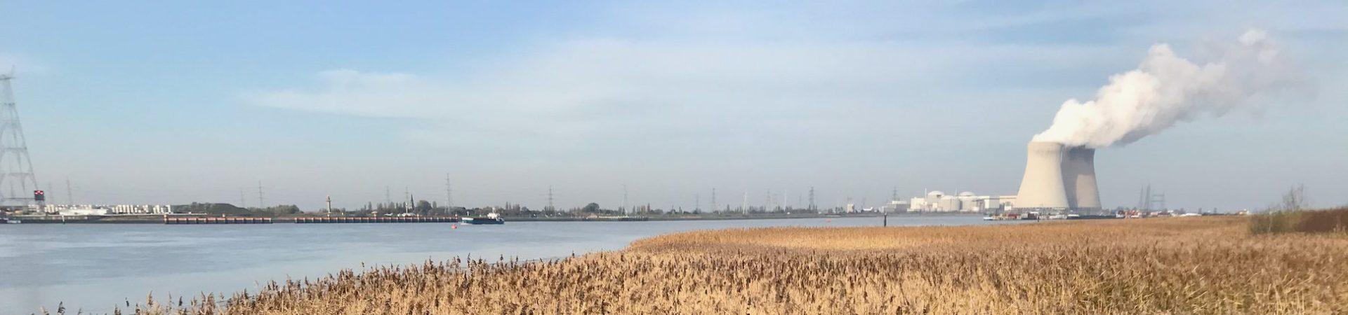 Fietsroute, fietsblog, review, Antwerpen, haven