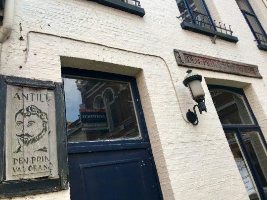 Fietsroute, fietsblog, review, Antwerpen, haven, Fort Lillo, Willem van Oranje