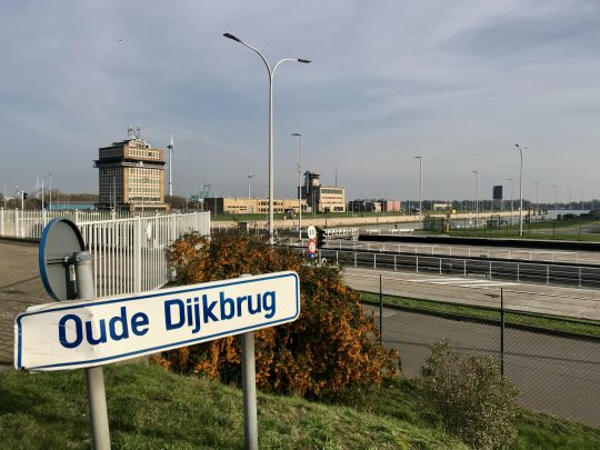 Fietsroute, fietsblog, review, Antwerpen, haven, Oude Dijkbrug, Berendrechtsluis