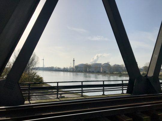 Fietsroute, fietsblog, review, Antwerpen, haven, Schelde-Rijnkanaal
