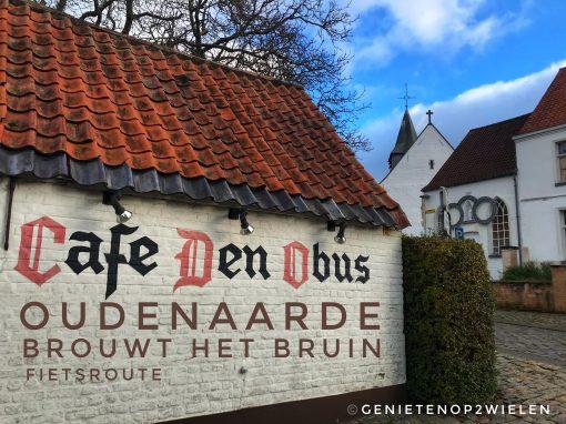 Fietsroute, fietsblog, review, Oudenaarde, Den Obus, Volkegem
