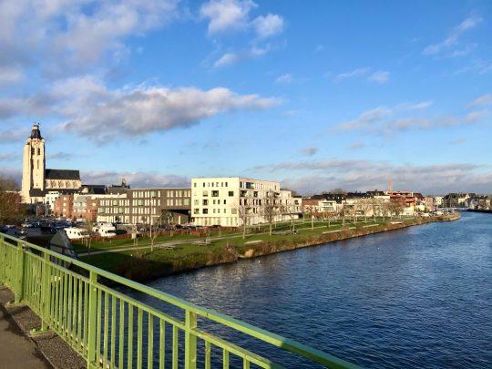 Fietsroute, fietsblog, Oudenaarde