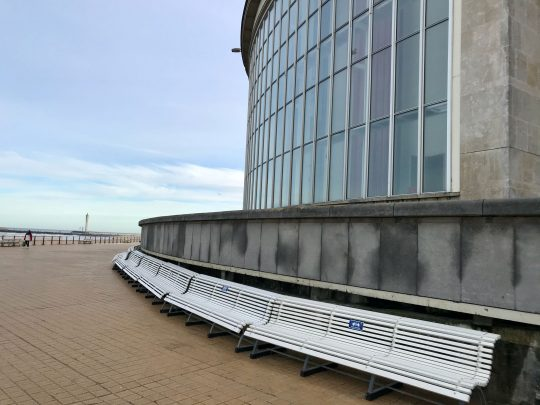 Fietsroute, fietsblog, Oostende, Beaufort, Casino Kursaal