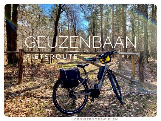 Fietsroute, fietsblog, geuzenbaan, fietsparadijs, duinengordel