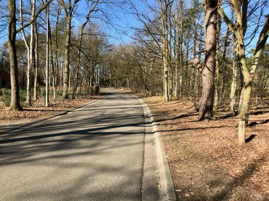 Fietsroute, fietsblog, balenbergroute, Bolloheide, Grootlo