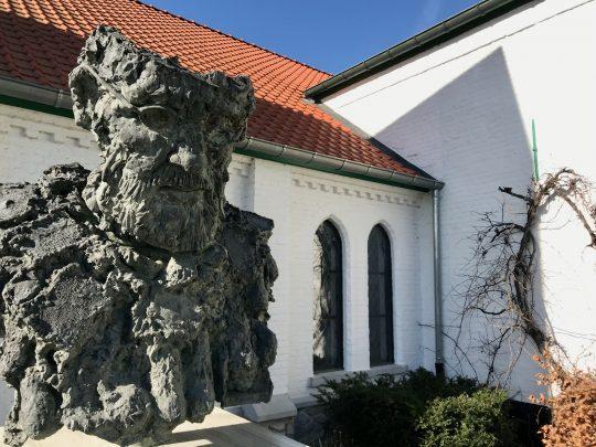 Fietsroute, fietsblog, balenbergroute, Damiaanmuseum, Tremelo, Ninde