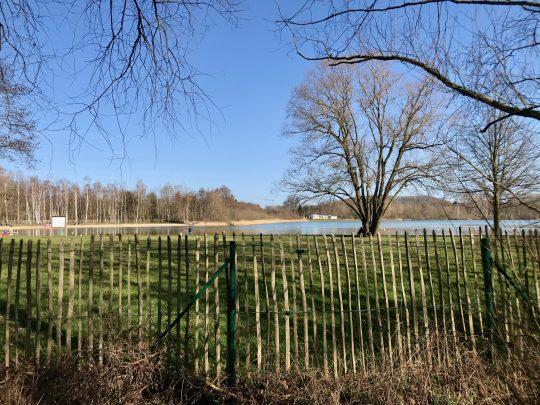 Fietsroute, fietsblog, Rotselaar, de Plas, recreatiedomein Ter Heide