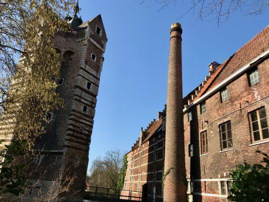 Fietsroute, fietsblog, Rotselaar, Donjon, Ter Heyden, de Oude Brouwerij