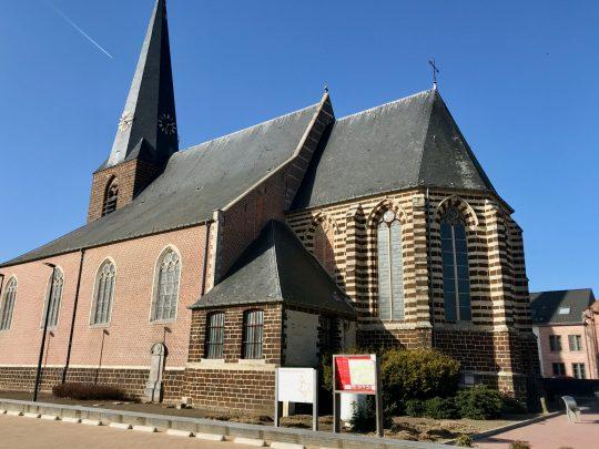 Fietsroute, fietsblog, balenbergroute, Betekom, Laurentiuskerk