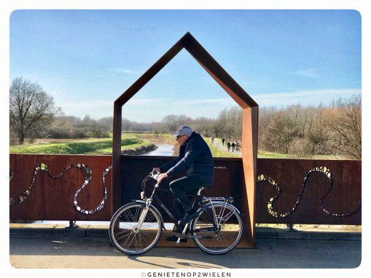 Fietsroute, fietsblog, balenbergroute, Demerbrug, Betekom