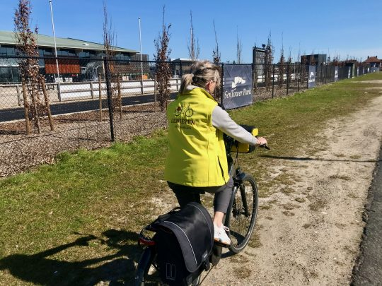 Fietsroute, fietsblog, geuzenbaan, fietsparadijs, duinengordel, Oudsbergen, Sentowerpark
