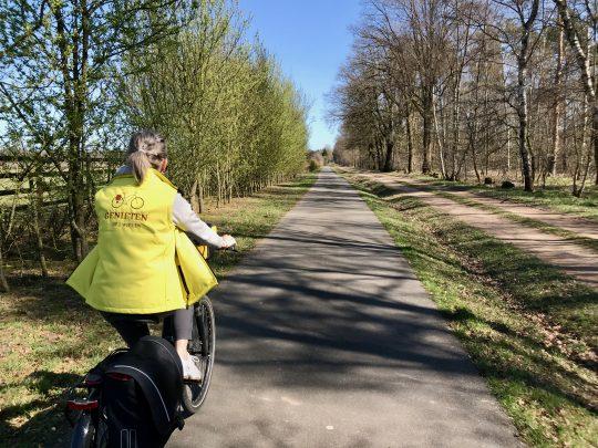 Fietsroute, fietsblog, geuzenbaan, fietsparadijs, duinengordel, Oudsbergen