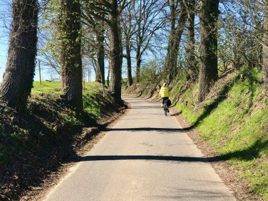Fietsroute, fietsblog, geuzenbaan, fietsparadijs, duinengordel, Bree, Opitter, Itterbeekvallei