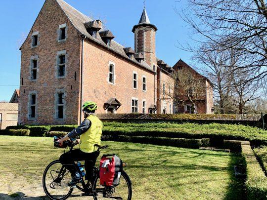 Fietsroute, fietsblog, geuzenbaan, fietsparadijs, duinengordel, Oudsbergen, Gruitrode, Commanderij, Commanderie, Duitse Orde